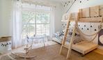 Двухъярусная кровать: 10 идей стильной детской