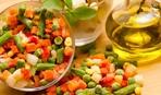 """Как заморозить овощную смесь для яичницы """"Витаминный завтрак"""""""