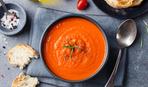 Болгарское чудо: холодный томатный суп Топеница