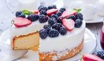 """Десерт дня: бисквитный торт """"Ежевика"""""""