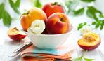 Что происходит с организмом, когда мы едим персик
