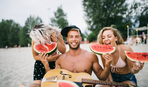 Живи вкусно: как устроить Арбузную вечеринку
