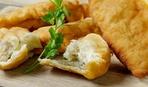 Блюдо дня: жареные пирожки с картошкой