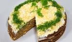 Печеночный торт: классический рецепт