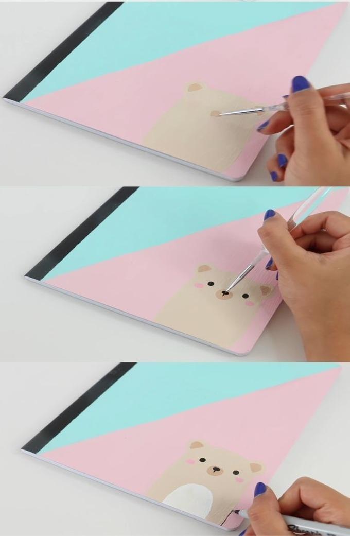 Декорирование блокнотов своими руками: идеи и фото