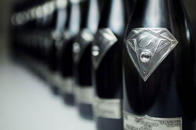 Самое дорогое шампанское в мире: топ-3