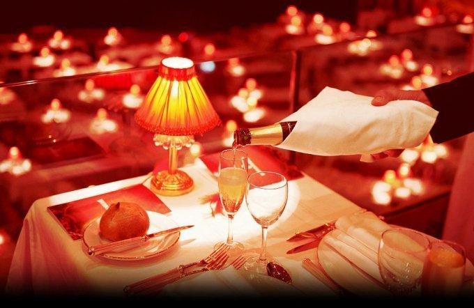 Топ-5 небанальных идей для романтического ужина