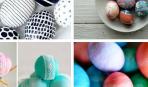 Топ-7 необычных способов окраски яиц