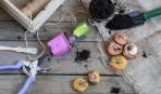 Полезные лайфхаки: как хранить садовый инвентарь
