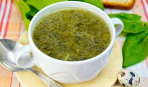 Блюдо дня:  модный суп из ревеня