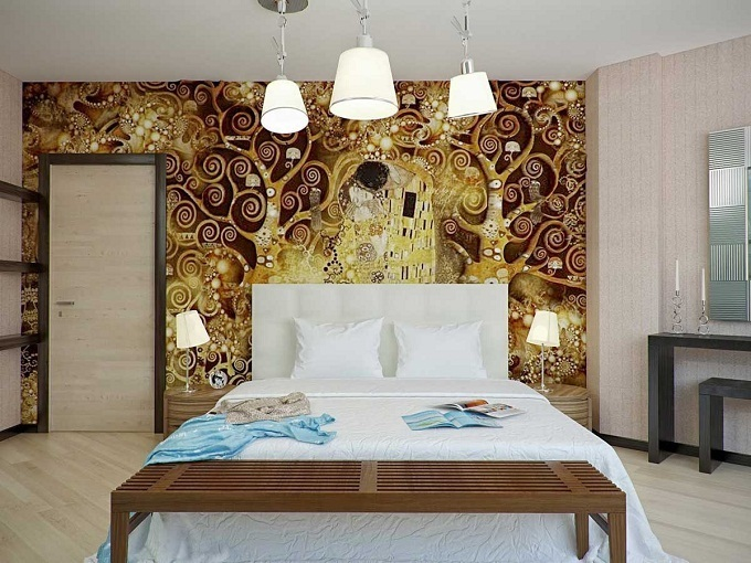Дизайн квартиры в стиле ар-деко (фото)