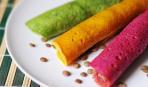 Готовимся к Масленице! Цветные блины с настроением – просто и вкусно!