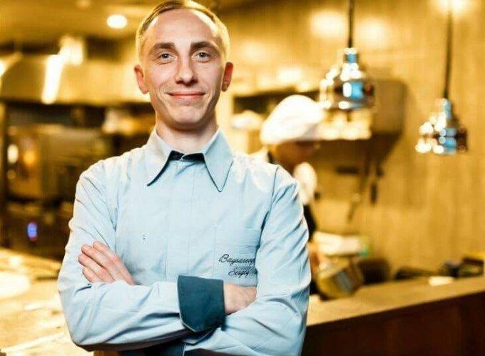 Шеф повар ресторана Barvy: украинцы умеют разбираться в хорошей кухне
