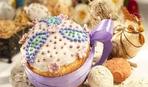 Готовимся к Пасхе: куличи с сахарной помадкой