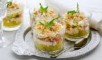 Вкусные слоеные салаты: 3 лучших рецепта