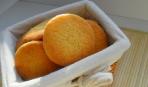 Диетическое печенье без муки, яиц и сахара