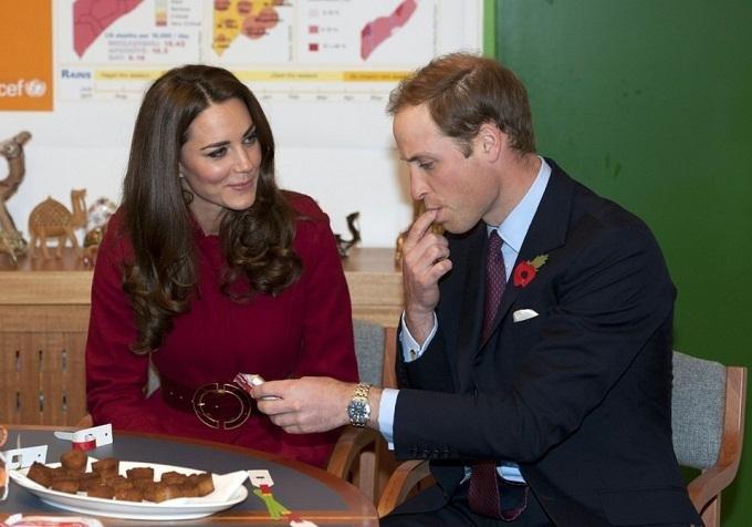 Кейт Миддлтон: любимые блюда английской герцогини