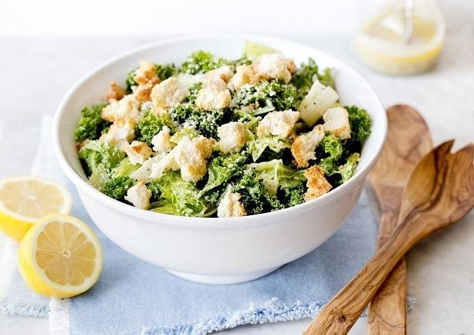 Гастрономический словарь: салат «Цезарь»
