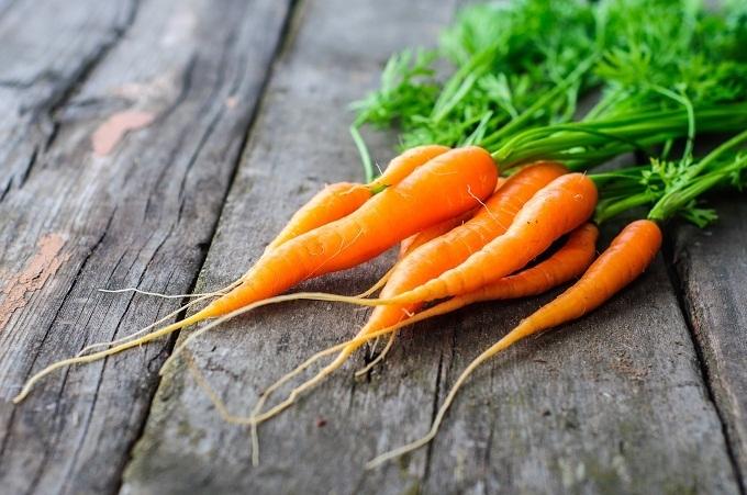 Как сохранить яркий цвет овощей