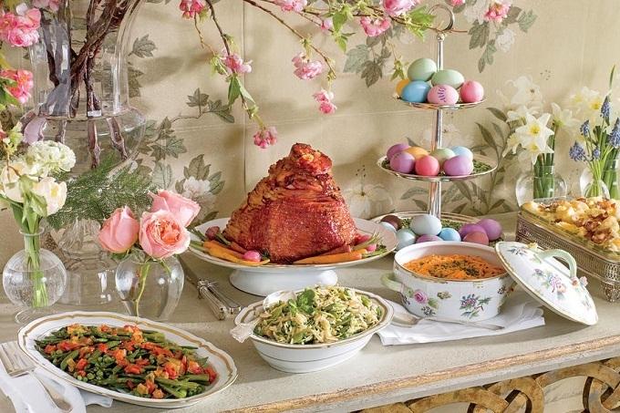 Католическая Пасха 2017: традиционные блюда праздника