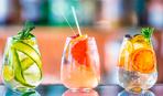 Готовим как профи: вкусные весенние коктейли
