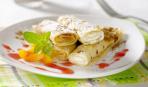 Налистники - традиционное украинское блюдо