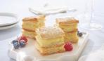 Десерт дня: ленивые пирожные из слоеного теста