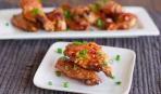 Блюдо дня: хрустящие крылышки в медовом соусе