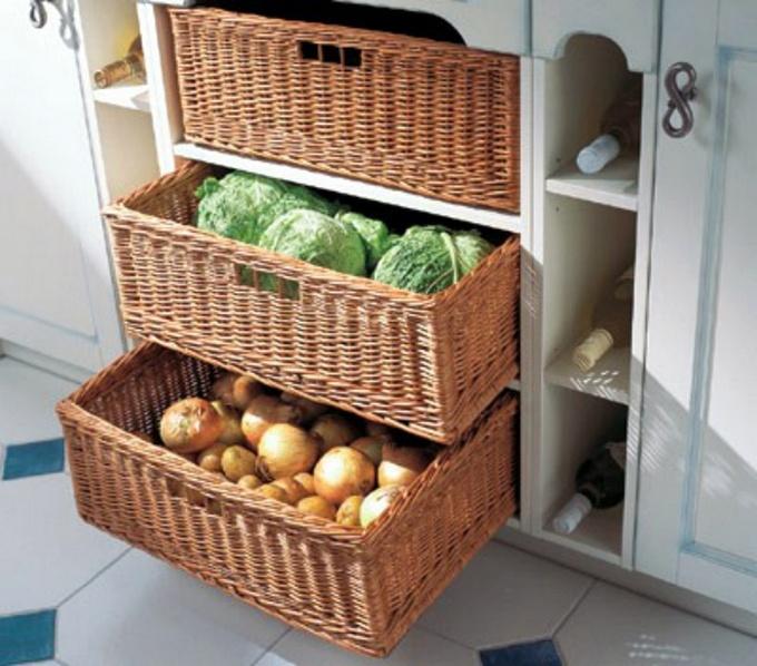 Как дольше хранить картофель в квартире: 5 секретов