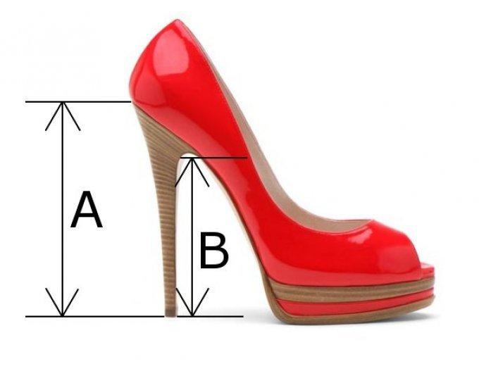 Модный каблук: 3 способа быстро определить комфортную высоту