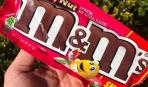 Сладкая новинка: появились M&M's с клубничным вкусом