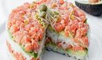 Праздничный шедевр: суши-салат