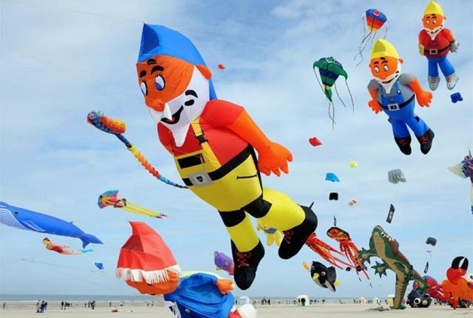 Фестиваль воздушных змеев пройдет в Таиланде 10-12 марта