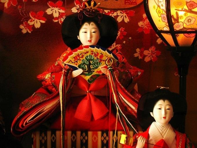 Сегодня отмечают Хина Мацури – праздник девочек в Японии