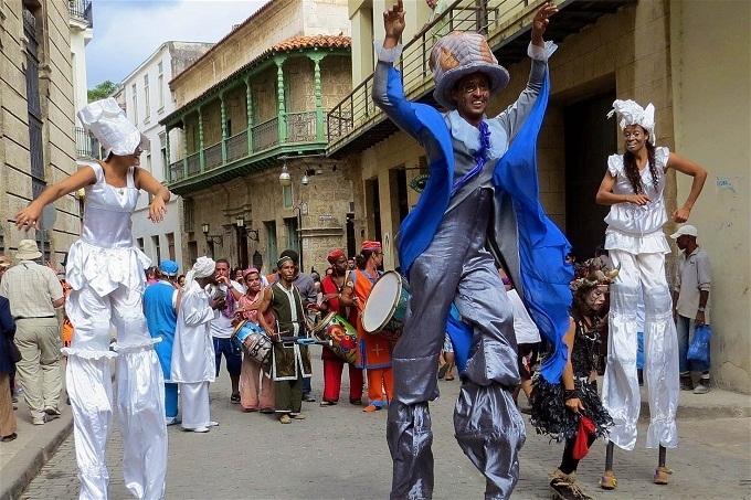 1 марта – фестиваль сбора грейпфрутов на Кубе