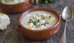 Блюдо дня: сливочный суп «Дары Посейдона»