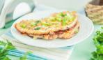 Быстрый завтрак: аппетитный бризоль