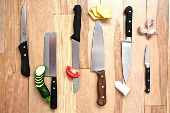 Как правильно выбрать ножи: советы Гордона Рамзи