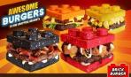 Филиппинский фаст-фуд готовит бургеры в виде Лего
