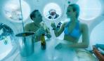 В Брюсселе открылся подводный ресторан