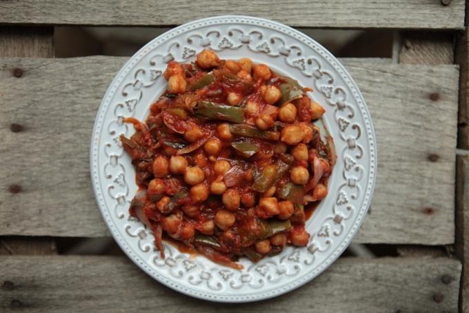 Турецкий горох: оригинальный способ приготовить его вкусно