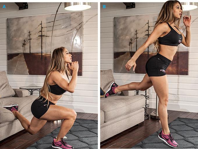Как накачать попу: 3 самых эффективных упражнения