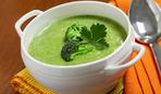 Полезный обед: крем-суп из брокколи