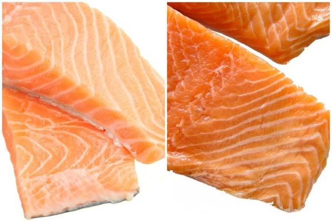 Как выбрать правильную красную рыбу