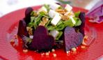 Романтический ужин: салат «Сердце» на День Валентина