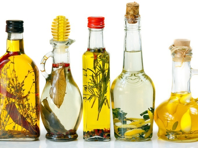 Как приготовить ароматизированное оливковое масло