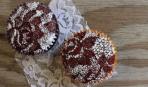 Кулинарные хитрости: как просто украсить кексы к Новому году
