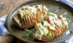 Картофель по-шведски с сыром