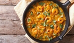 Экзотический обед: креветки по-китайски в томатном соусе