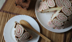 Торт без выпечки: королевская шарлотка